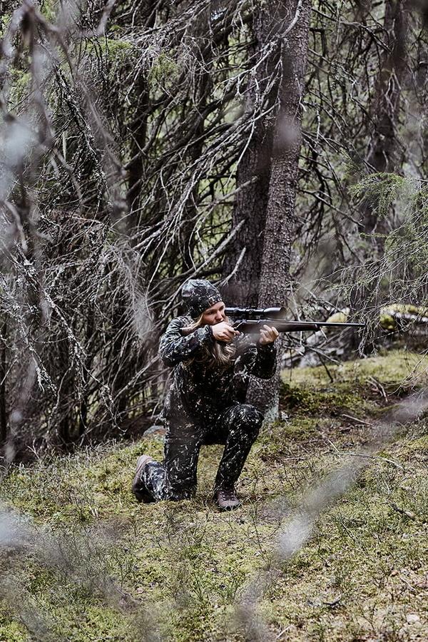 Northern Hunting Asfrid Aud jagtbukser dame bagside