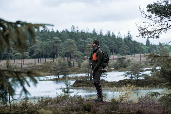 Northern Hunting Baldur hue portrait