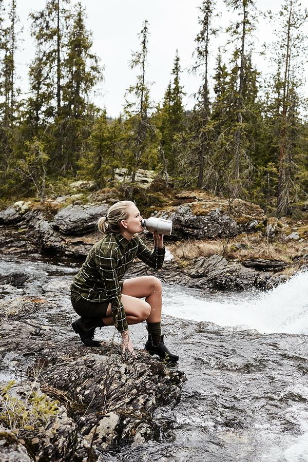 Northern Hunting Jofrid jagtskjorte damer portrait
