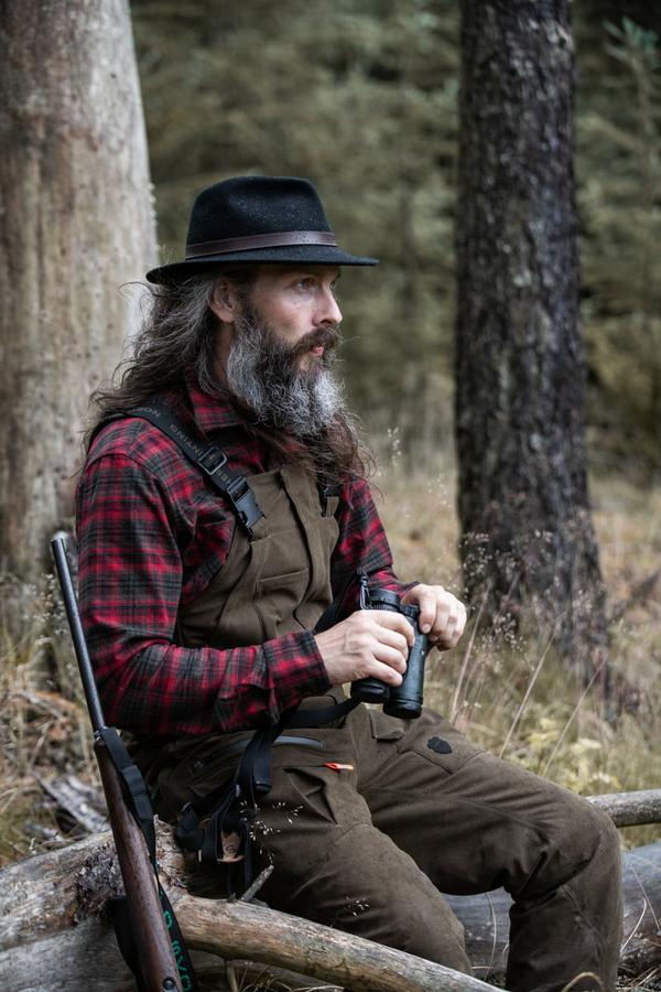 Northern Hunting Kjartan jagtskjorte portrait