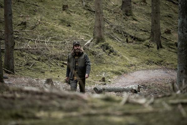 Northern Hunting Loki jagtskjorte portrait2