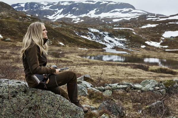 Northern Hunting Tora Liv jagtbukser dame portrait