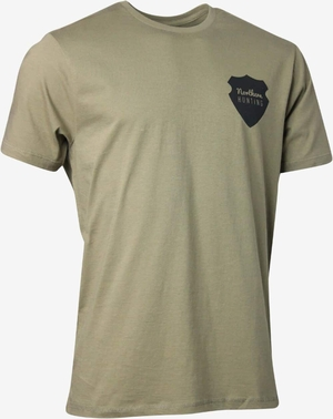 Northern Hunting Raven T-shirt sand