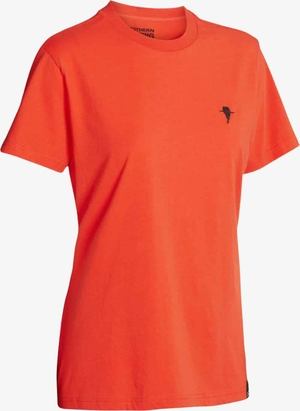 Northern Hunting Helka Orange dame T-shirt