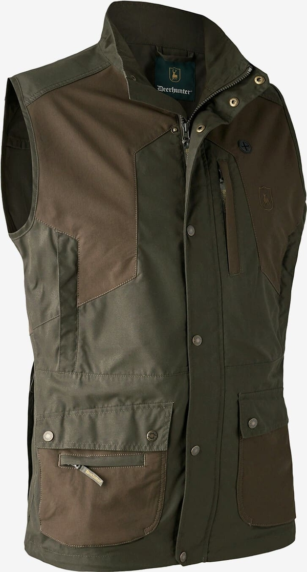 Deerhunter Strike vest Deep Green