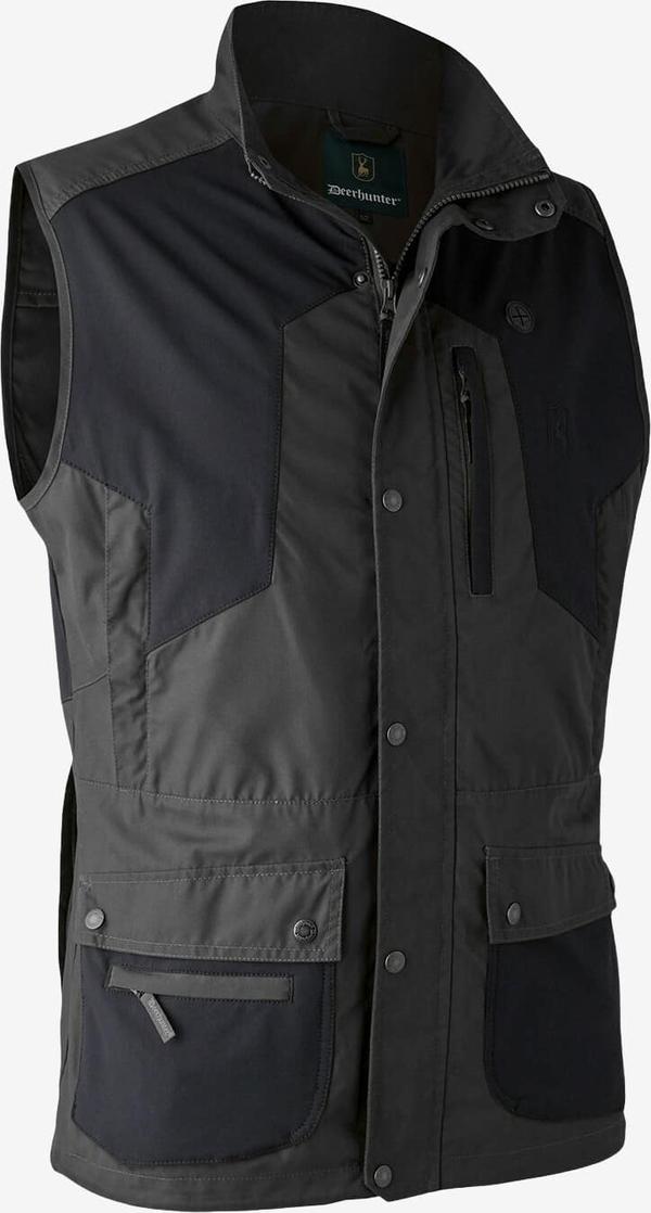 Deerhunter Strike vest Black Ink