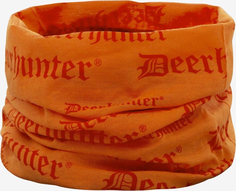 Deerhunter - Logo halsedisse (Orange)