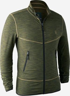 Deerhunter Norden Insulated Fleece Green Melange
