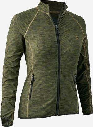 Deerhunter Lady Insulated Fleece Green Melange