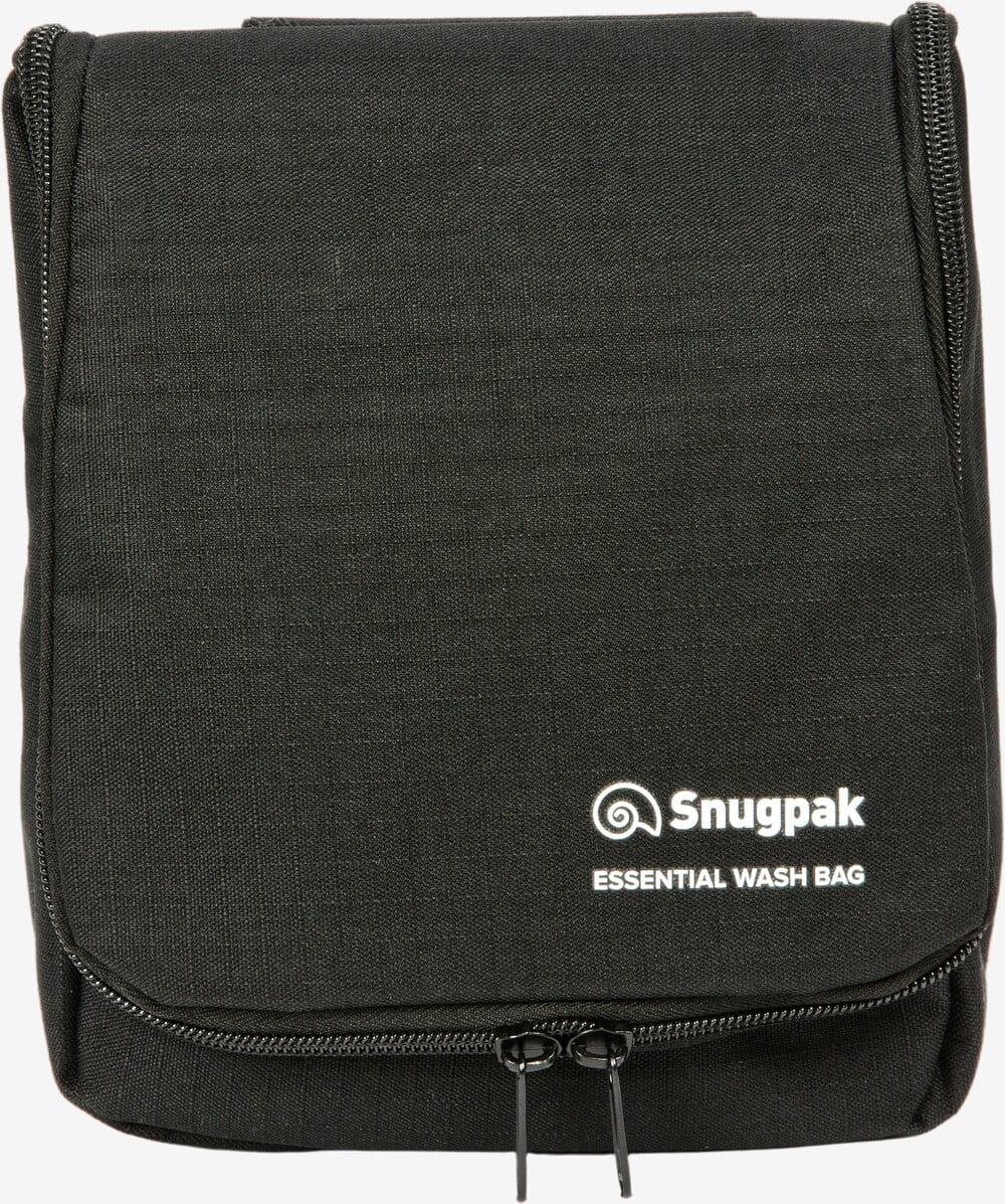 Snugpak - Essential Wash Bag toilettaske (Black)