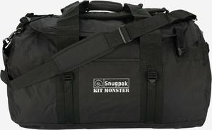 Snugpak Kitmonster 120L taske/rygsæk sort
