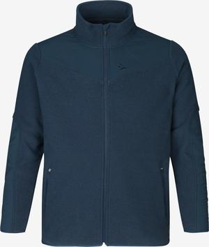 Seeland Skeet Fleece Dress blue