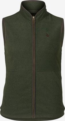 Seeland Woodcock fleece vest green