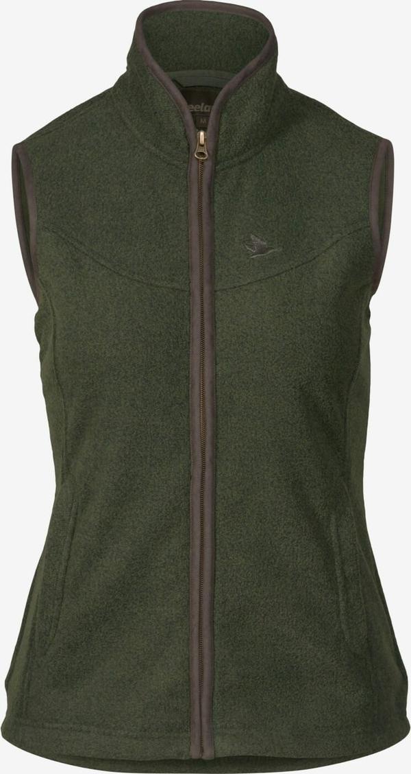 Seeland Woodcock fleece vest Women green