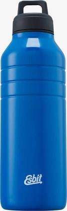 Esbit MAJORIS Stainless Steel Drinking Bottle, 1000ML, blue