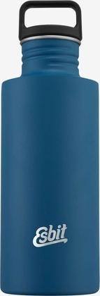 Esbit SCULPTOR Edelstahl Trinkflasche, 0.75L, Polar Blue