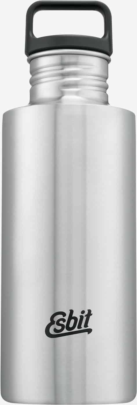 Esbit SCULPTOR Stainless Steel Drinking Bottle, 0.75L