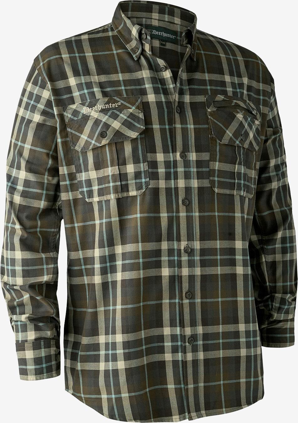Deerhunter Caribou skjorte