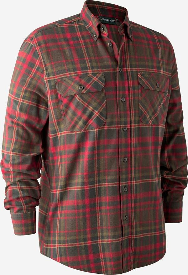 Deerhunter Marvin skjorte 3-48187