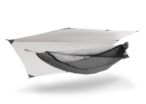 Kammok Mantis UL hængekøje telt Granite Gray