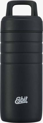 Esbit MAJORIS Stainless Steel thermo mug with insulated lid, 450ML, black
