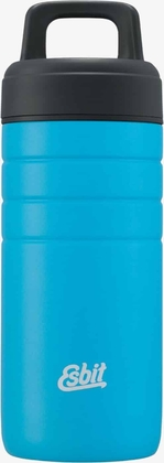 Esbit MAJORIS Stainless Steel thermo mug with insulated lid, 450ML, ocean blue