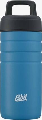 Esbit MAJORIS Stainless Steel thermo mug with insulated lid, 450ML, sky blue