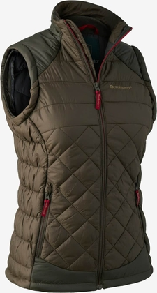 Deerhunter lady christine quiltet vest