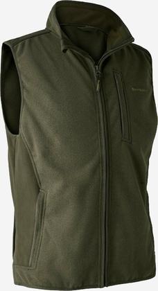 Deerhunter Gamekeeper bonded fleece vest-371