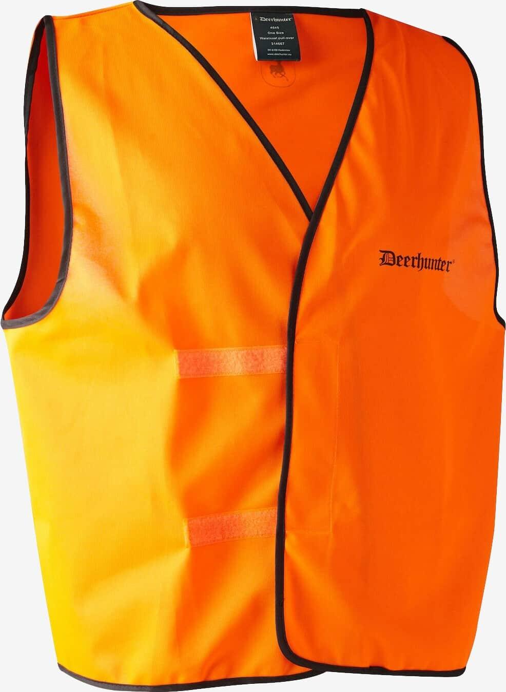 Deerhunter - Pull-over vest (Orange)
