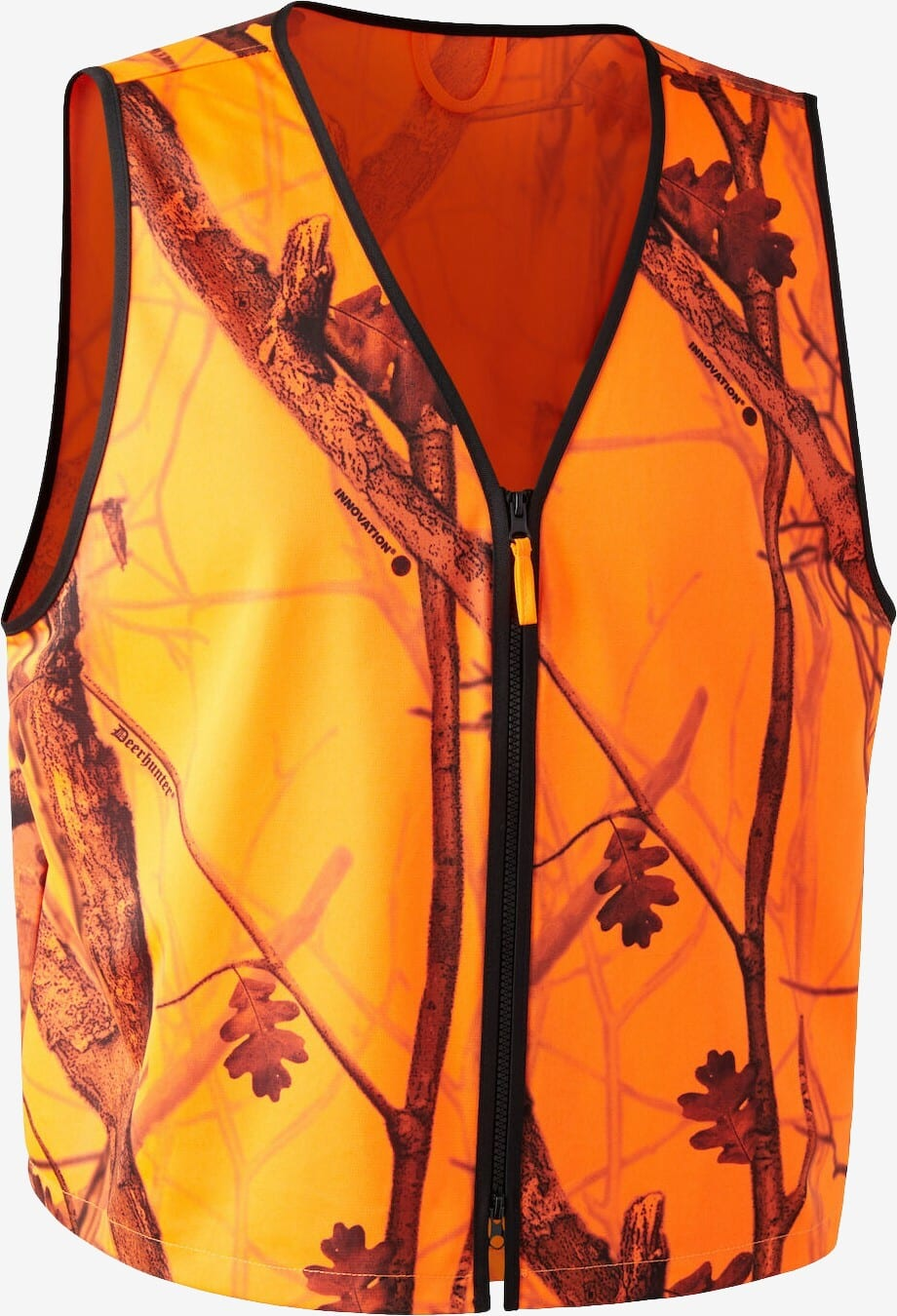Deerhunter - Protector pull-over vest (Orange GH Camo)