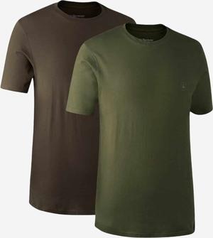 Deerhunter T-shirt 2-pak