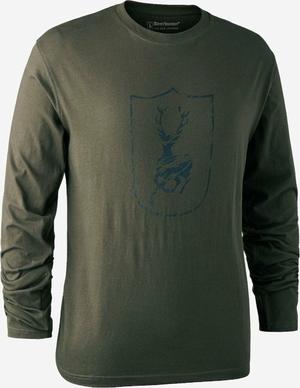 Deerhunter Logo trøje