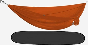 Kammok Roo Double 40D hængekøje canyon orange