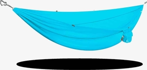 Kammok Roo Double 40D hængekøje Sky blue