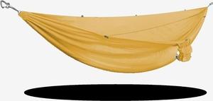 Kammok Roo Double 40D hængekøje Sunflower gold