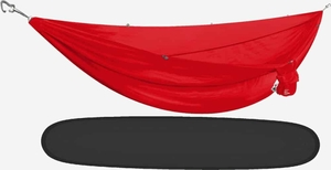 Kammok Roo Double 40D hængekøje Wildberry red