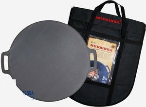 Muurikka Stegeplade med beskyttende pose