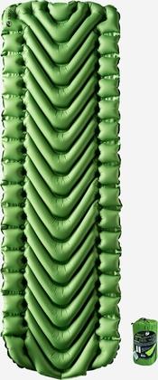 Klymit Static V liggeunderlag green