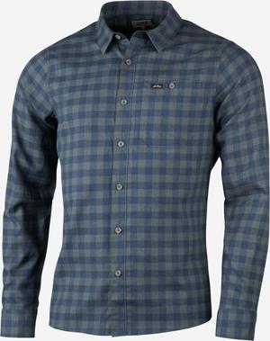 Lundhags Ekren Ms LS Shirt-Deep blue