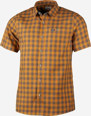 Lundhags Ekren SS skjorte-Gold