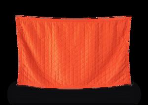 Field Blanket Ember orange