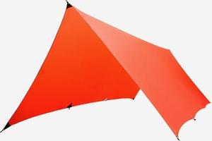 Kammok Kuhli Camping Shelter ember orange