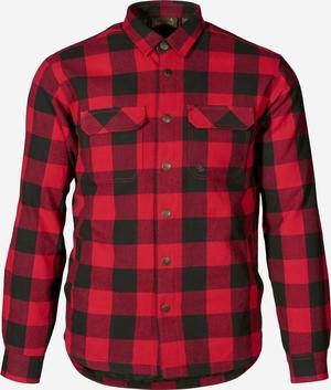 Seeland Canada skjorte-red