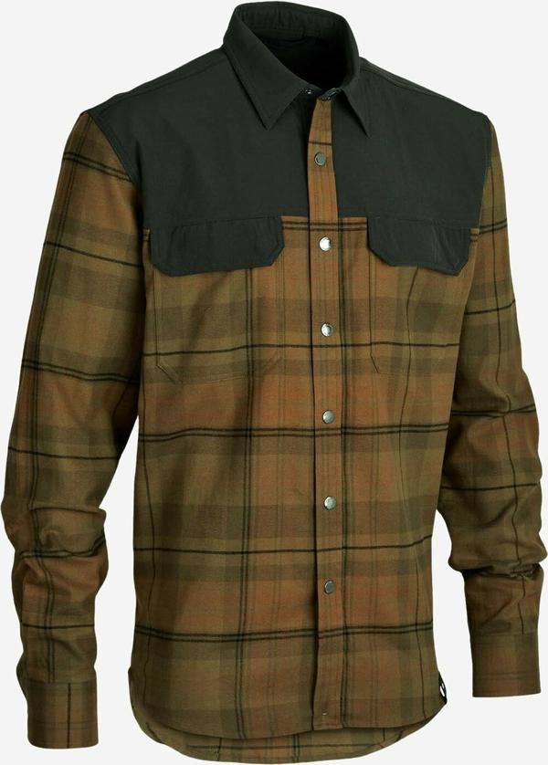 Northern Hunting Kjall Brown jagtskjorte