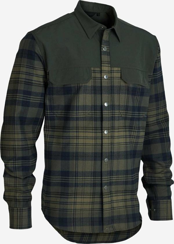 Northern Hunting Kjall Blue jagtskjorte