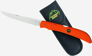 Outdoor Edge Fish & Bone kniv orange
