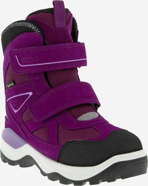 ECCO SNOW MOUNTAIN Boots Purple