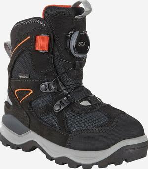 ECCO Snow Mountain støvle black/black