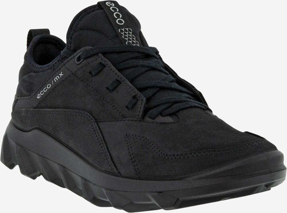 ECCO MX Women lædersneaker sort